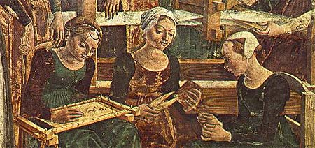 renaissance and middle classes The women of the renaissance, like women of the middle ages, were denied all political rights and considered legally subject to their husbands women of all classes were expected to perform, first and foremost, the duties of housewife peasant women worked in the field alongside their husbands and.